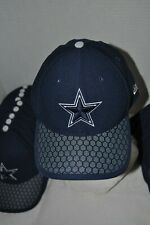 Dallas Cowboys New Era 39FIFTY Navy Structured Baseball Hat Cap Multiple Sizes