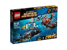 Black Super Heroes LEGO Buidling Toys
