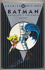 Batman Archives Volume 4 (1998) Bob Kane Hardcover DC Archive Editions