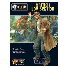 Bolt Action: Warlord Games - British LDV Section 28mm Wargaming Sea Lion