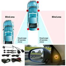 BSM Car Blind Spot Detection Rear View Monitor Ultrasonic Sensor Safety System