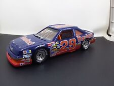 1989 Dale Jarrett Nascar #29 Hardees 1/24 Scale Custom Diecast Car