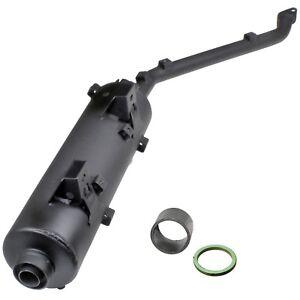 Exhaust Muffler Fit Kawasaki Brute Force 750 KVF750 4X4 4X4I Carb Injector 06-11