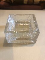 Rosenthal Crystal Ashtray, Germany