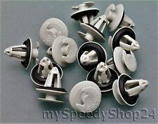 10x cubrejuntas clips para mercedes w202 w203 w204 w124 w210 w211 w164 w220