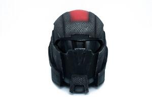 Mass effect N7 helmet