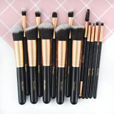 14Pcs Makeup Brushes Set Powder Foundation Eyebrow Face Lip Pencil Brush Tool