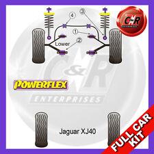 Jaguar XJ40 Powerflex Complete Bush Kit