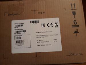 EH970A EH970B 684882-001 HP StoreEver LTO-6 Ultrium 6250 Ex Tape Drive HP RETAIL