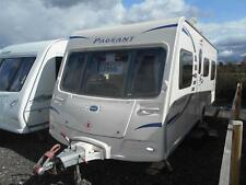 BAILEY PAGEANT BURGUNDY SERIES 7 FIXED BED 4 BERTH YEAR 2009