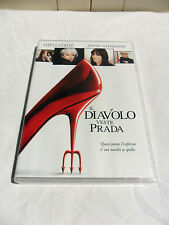 IL DIAVOLO VESTE PRADA Meryl Streep Anne Hathaway Film DVD