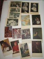 LOT OF 115 UNUSED & USED VTG POSTCARDS - SEE PICS - NICE COLLECTION - LOT 5 - PA