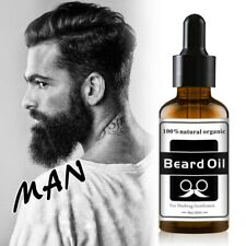 30ml 100% Natural Beard Grow Essential Oil Face Repair Deep Moisturizing Nourish