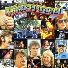 Double Trouble Live - Molly Hatchet (1989, CD NEUF) 886972424927