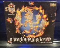 DJ Clay - A World Upside Down CD insane clown posse tech n9ne hopsin icp abk