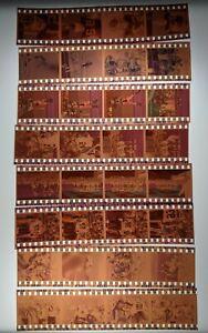 TJ3-509 VINTAGE SPORTS VARIETY LOT (100) 35mm FILM NEGATIVE ORIGINALS