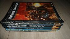 lot 17 CODEX - Warhammer - BE récents et anciens