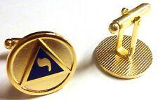 YOD Lodge of Perfection Scottish Rite 14th Degree Masonic Cufflinks Cuff Links