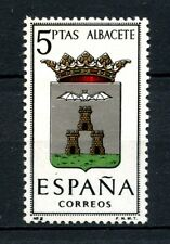 Spain 1962 SG#1468 Arms Of Albacete MNH #A23436