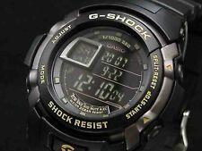 CASIO G-Shock Classic G7710-1 G-7710-1 All Black Free Ship @
