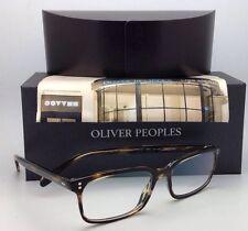 New OLIVER PEOPLES Eyeglasses DENISON OV 5102 1003 49-17 Cocobolo/Tortoise Frame