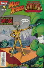Mars Attacks the Savage Dragon #3 VF/NM; Topps   save on shipping - details insi