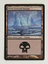 Snow-covered Swamp x2 - Cold-Snap - MTG Magic the Gathering