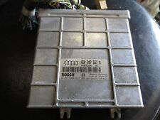 97-99 AUDI A8 ENGINE CONTROL UNIT MODULE COMPUTER BRAIN BOX ECU ECM 4D0907557M