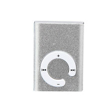Mini Clip Metal USB MP3 Player Support up to 32GB Micro SD TF Card Music Media