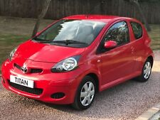 Toyota Aygo 3 Door Hatchback 1.0 VVT-i, Only 44,000 Miles, Only £20 a year Tax!
