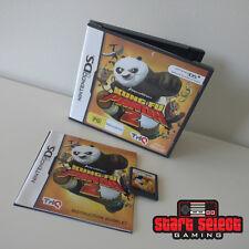 Kung Fu Panda 2 Nintendo DS PAL CIB VGC Game | Aus Seller + FREE POST