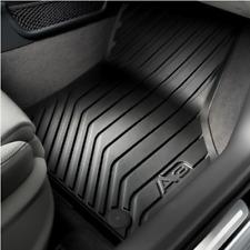 Audi A6 Allwetterfussmatten 4Stk Audi A6 Gummimatten ab Mj.18 mit Schriftzug