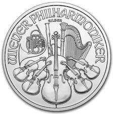 2015 1 oz Austrian Silver Philharmonic Coin