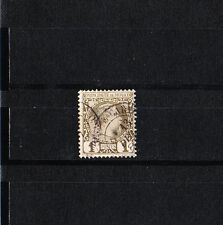 MONACO  prince Charles III  1c   olive    num:  1  oblitéré