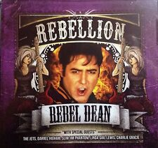 "REBEL DEAN - ""REBELLION"" ALBUM - DARELL HIGHAM,THE JETS, LINDA GAIL LEWIS,ETC"
