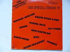 Compil Promo MICKAEL JACKSON MIGUEL BOSE EARTH WIND FIRE ANITA WARD Discom 79