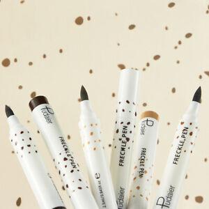 2021Natural Lifelike Freckle Pen Dot Spot Pen Waterproof Long-Lasting