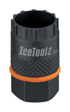 Icetoolz Shimano Cassette Lockring Tool & top caps 09C3