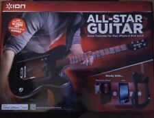 "ION ""All-Star Guitar"" Electronic Guitar Controller ( iPhone, iPad, iPod Touch!)"