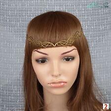 Mode-Haarschmuck ohne Stein
