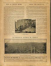 ARTICLE Kushiro-Matsui Ambassadeur Japan Japon en France Port Marseille 1916 WWI