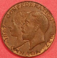 1927 Confederation Medal  ID #62-11