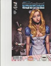 Wonderland Through the Looking Glass #2 Cover A Zenescope Comic NM Chen