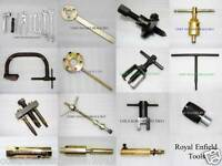 ROYAL ENFIELD WORKSHOP TOOL KIT SET OF 15 ASSORTED TOOLS BRAND NEW