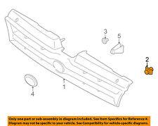 SUBARU OEM 93-01 Impreza-Grille Assembly Clip 91017FA080