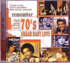 Remeber 70s SUGAR BABY LOVE CD Classic Rock ROSE ROYCE SWEET MARMALADE RUBETTES