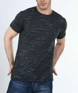 All Saints Mens Tonic S/S Stripe Crew Logo Cotton T-Shirt Tee S M L XL XXL