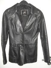 Schöner Damen Leder Blazer S Gipsy,Vintage, sehr gut erhalten