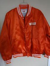EUC Vintage Locker Line Snap Front NCAA Tennessee Volunteers Lined Coat Men XL