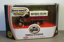 1922 Foden Steam Wagon - Matchbox Models of Yesteryear in Box *39021